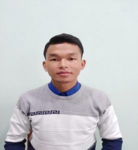 Peter Hrang Lian Thang (Assistant Lecturer) Dean of Students Affairs