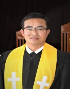 Rev Za Cung Ling (Assistant Lecturer) Male Warden