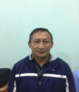 Rev Tin Hmung ( Lecturer )